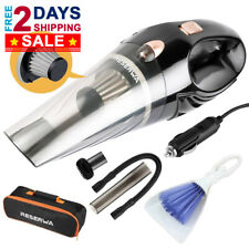 Car Vacuum Cleaner 12V 106W 4500Pa Mini Auto Potable Wet Dry Handheld Duster