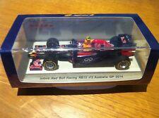 Spark Red Bull (RedBull) RB10 Ricciardo Australie Australian GP 1/43 S3086