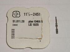 ETA winding stem 2451 2452 2453 2454 2460 2472 2474  female lg 10.25 mm