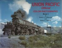 UNION PACIFIC Official Color Photography -- NEW BOOK