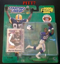 MARVIN HARRISON 2000-2001 STARTING LINEUP FOOTBALL  UNOPENED NEW EXTENDED SERIES