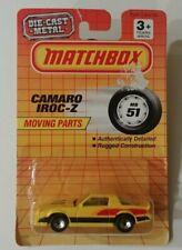 Matchbox MB51 Camaro IROC-Z28