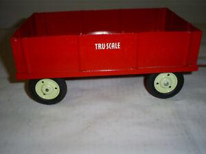 Tru-Scale Barge Wagon