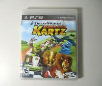 DreamWorks Super Star Kartz (Sony PlayStation 3, 2011)