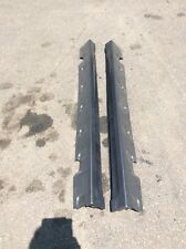 07 08 Saab 9-3 Wagon Side Skirt Rocker Panel Molding Gray OEM