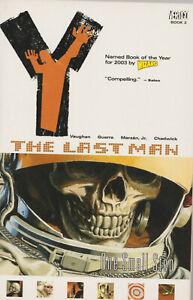 Y The Last Man. Vol 3. TPB. One Small Step. Issues 11-17. Vertigo Comics