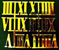 Index chiffres romain dial cadran clock horloge pendule paris cartel uhr GRAND 1