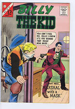 Billy the Kid #49 Charlton Pub 1965
