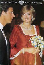 More details for 70 rare royal family 1982 sovereign series no4 postcards queen elizabeth diana