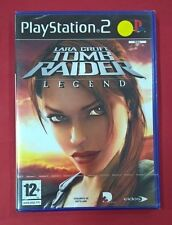 Lara Croft Tomb Raider Legend Sony PS2 Español