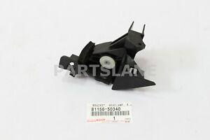 81156-50340 Toyota OEM Genuine BRACKET, HEADLAMP LH