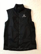 Arcteryx Atom LT Vest Mens Size Small Black Full Zip Coreloft Insulation