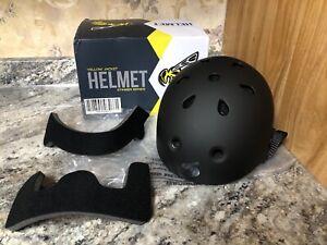 Open Box Yellow Jacket Stinger Series Helmet For Skateboarding BMX Size XS