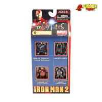 Marvel Minimates Iron Man 2 Movie Battle Tactics C2E2 Exclusive Box Set