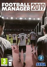Football Manager 2019 (PC) IN STOCK NOW Brand New & Sealed