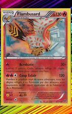 Flambusard Reverse-XY4:Vigueur Spectrale- 10/119 - Carte Pokemon Neuve Française