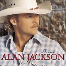 ALAN JACKSON : DRIVE (CD) sealed