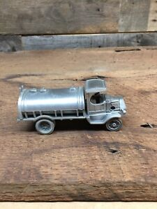 1/43 SCALE 1921 TANK TRUCK MADE OF FINE PEWTER LIMITED EDITION 2nd in series