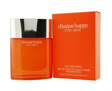 Clinique Happy Men 3.4 OZ 100 ML *Eau De Toilette* / *Cologne* Spray Nib Sealed