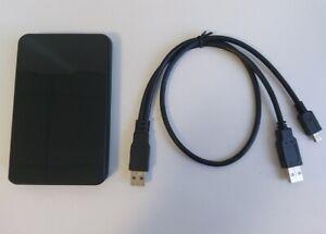 500 GB Externe Tragbare Festplatte 2,5 Zoll USB PC Laptop Notebook HDD