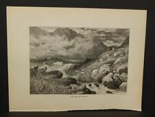 Picturesque Europe Great Britain The Pass Glencoe    i1#95