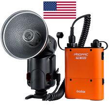 Godox Witstro AD360 Portable Flash Light Speedlite + Yellow PB960 Power Battery