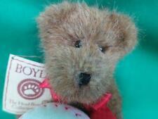 NEW BOYDS TEDDY BEAR BASEBALL SOFTBALL HANK FIRST GAME PLUSH STUFFED ANIMAL