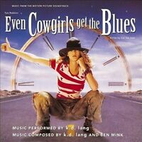 Even Cowgirls Get the Blues by k.d. lang (CD, Oct-1993, Sire) (REF BOX C15)