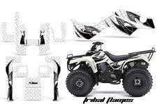 ATV Graphics Kit Quad Decal Sticker Wrap For Kawasaki Bayou 250 03-11 TRIBAL K W