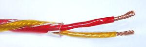 Loudspeaker Cable, HiFi Home, Auto, Marine, LOW OXYGEN 2 x 1.5mm²  5m CBBR6316/5