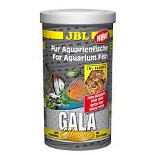 JBL GALA 1000 ml - Fodera pesci mangime in fiocchi Spirulina platensis discus