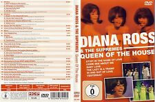 Diana Ross & The Supremes-DVD-Queen of the house-DVD di 2008-come nuovo