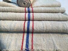 Tissu En Chanvre /Vintage Hemp Fabric