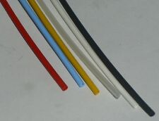 HEAT SHRINK TUBING SLEEVE 2:1 1.6-0.8mm MIX 6x COLOUR PACK 150mm ELECTRONICS