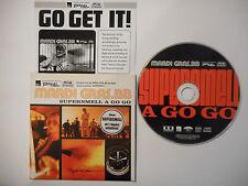 MARDI GRAS.BB : SUPERSMELL A GO GO (+ FICHE CONTACT) ♦ CD SINGLE PORT GRATUIT ♦