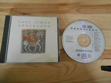CD pop paul simon-Graceland (11 chanson) warner bros