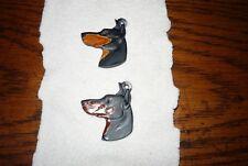 Doberman Pinscher Dog Necklace
