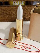 1 Vtg 1960's Holiday Magic Cosmetics Magic Glow Silver Bells Lipstick Full Size