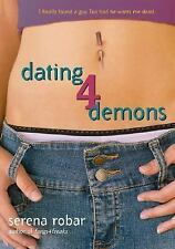 Dating 4 Demons by Serena Robar SC new