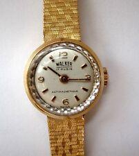Walker 17 Rubis Self-Winding 18KT Yellow Gold Watch