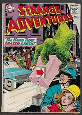 "Strange AdventuresDC#168 1964 ""The Hand that Erased Earth!"""
