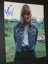 Demons 3 / Beatrice Ring / Italian Horror / Hand Signed In Person Photo # 3
