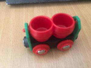 33621 Brio Wooden Train Concrete Wagon! Thomas! $1 Combined Shipping
