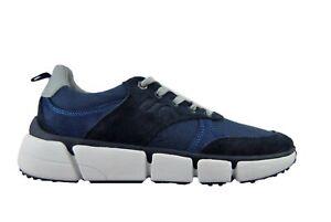 LUMBERJACK Dynamic M0774 Sneakers Shoes Men's Leather Blue Casual
