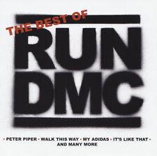 Run DMC* – The Best Of    CD