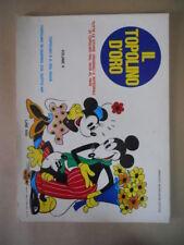 Il Topolino D'Oro Volume II 1970 storie dal 1930 al 1945 ed. Mondadori [G753]