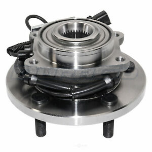 Wheel Bearing and Hub Assembly Front IAP Dura 295-13273
