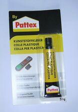 (19,67€/100g) Pattex Kunststoffkleber Modellbaukleber Plastikkleber 30g