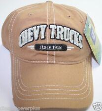 chevy chevrolet duramax gmc since 1918 cap trucks hat logo ball new