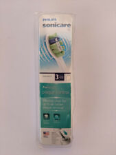 Philips Sonicare 3 Pack ProResults Plaque Control Replacement Brush Heads HX9023